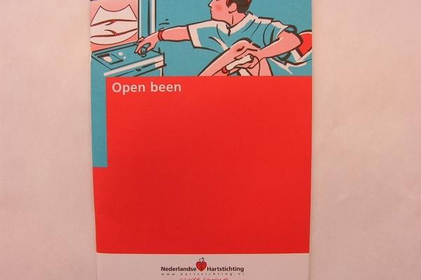 Onderzoek folders Hartstichting
