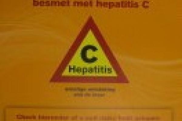Pretest campagne Hepatitis C