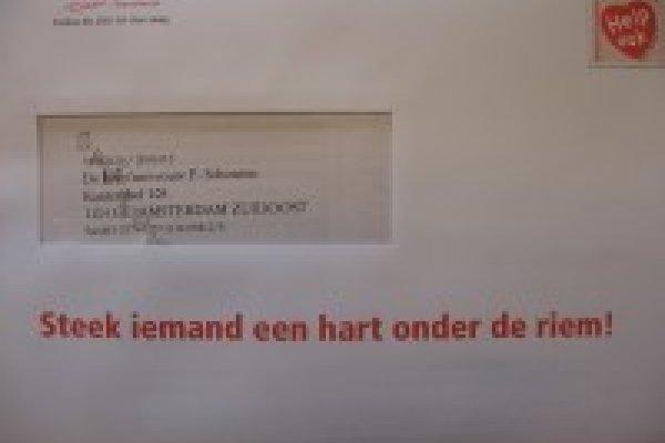 Pretest mailpacks Hartstichting